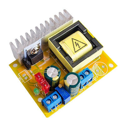 1X DC 8~32V 5A(Max) 40W Booster Module For Pressure Test Power Hunting etc