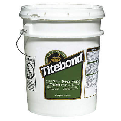 TITEBOND Wood Glue,Tan,5 gal., 5177, Tan