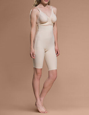 Marena High Waist Compression Girdle Above Knee