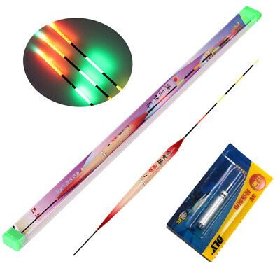 Luminous Floating Battery Operated LED Float For Dark Water Night Fishing