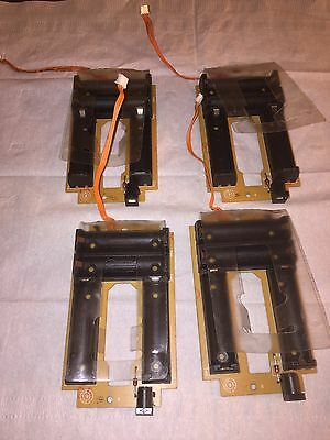 Onity Tesa HT 24 Hotel Lock Battery Holders Lot of 4