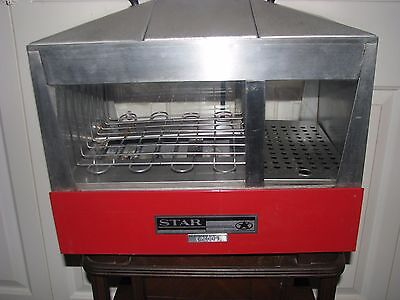 Star Brand Hot Dog Steamer in Good Used Condition L@@K