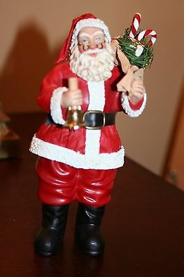 Santa Figurine Christmas Ornament