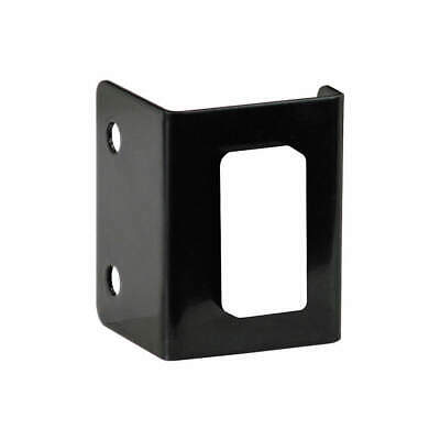 BUYERS PRODUCTS Aluminum Rocker Switch Bracket,Use With 19A798, 3014188, Black