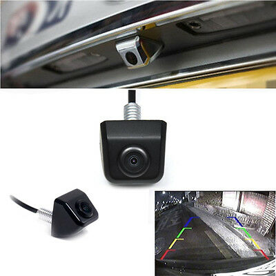 Car Rear View Backup Camera With IR Night Vision Full HD CMOS 170° Reverse