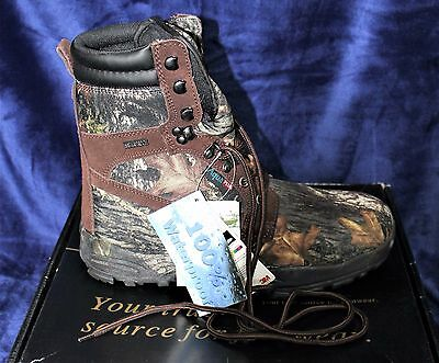 Itasca Wraith Insulated 600g Waterproof Hunting / Hiking Boots