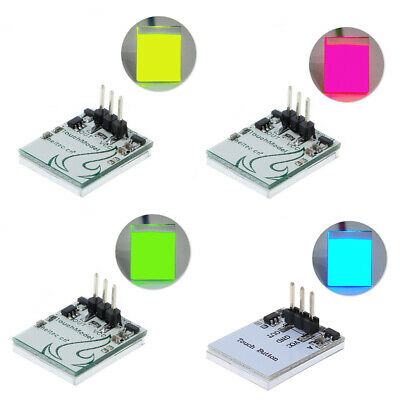 HTTM HTDS-SCR 2.7V-6V K9 Capacitive Anti-interference Touch Switch Button Module