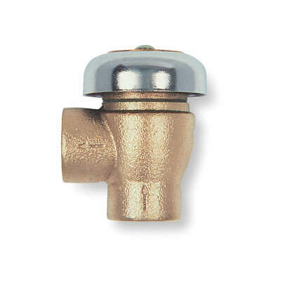 APOLLO Vacuum Breaker,1/2In,FNPT,Bronze,125 psi, 3810301