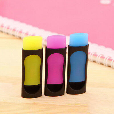 Rubber Eraser for Erasable Friction Pen Stationery School Office Supply Tool