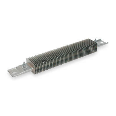 TEMPCO Nickel Plated Steel Heater,120V,12 In. L,1200 Deg F, CSF00131