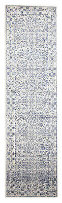 Hallway Runner Hall Runner Rug 4 Metres Long FREE DELIVERY 258 White 80X400cm