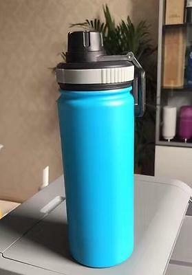 Hydro Flask  Spout Lid Twist Cap With Solid Loop Handle Wide Mouth Lid Fit All