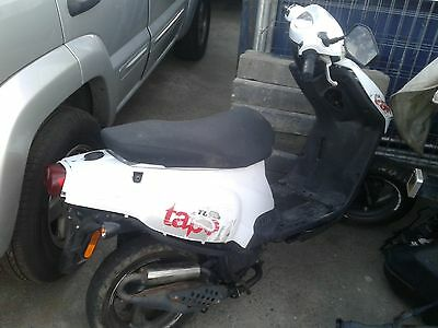 2010 Tgb Scooter 50Cc Tapo 2 Stroke - For Parts / Wrecking - 6000Km
