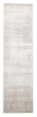 Hallway Runner Hall Runner Rug 4 Metres Long FREE DELIVERY 266 Silver 80X400cm