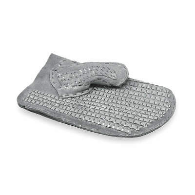 RIDGID Leather with Steel Studs Drain Cleaning Mitt, Left, 59205