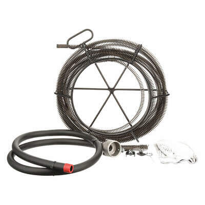 RIDGID Steel Drain Cleaning Cable Kit,K-50-8/59000, 59365