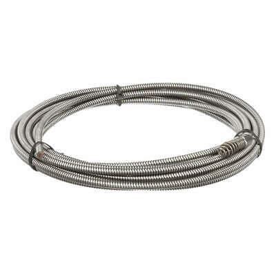 RIDGID Steel Drain Cleaning Cable,5/16 In. x 25  ft., 56787