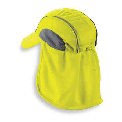 CHILL-ITS Moisture Wicking Fabric High Performance Hat,Lime,One Size, 6650, Lime