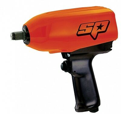 "SP Tools Pneumatic Air Impact Wrench Rattle Gun 1/2"" Drive - SP-1145EX"