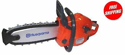 Battery Operated Kids Toy Realistic Rotating Chain Chainsaw Small Pretend Play