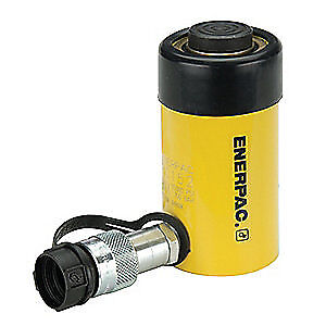 ENERPAC Cylinder,15 tons,2in. Stroke L, RC-152
