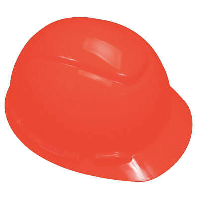 3M Hard Hat,C, G, E,Red,4 pt. Pinlock, H-705P, Red
