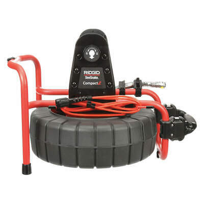 RIDGID Pipe Inspection Camera Reel,28 in. L, 48093