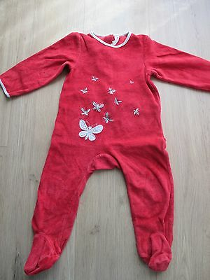 FDP Fixes - Pyjama fille ORCHESTRA - Taille 24 mois 2 ans