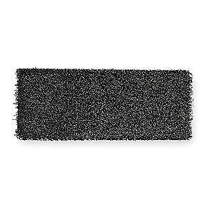 3M Floor Scrub Brush,Black,PK8, 50048011140204, Black