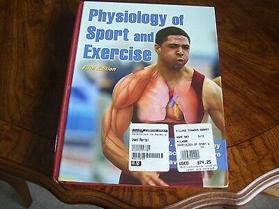 Physiology of Sport and Exercise by David Costill,Fifth edition