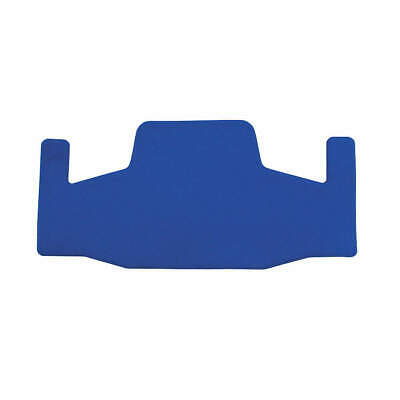 BULLARD Replacement Browpad,Polartec,Blue, RBPCOOL, Blue