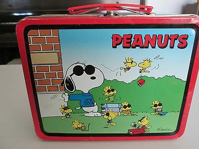 Peanuts Lunch Box