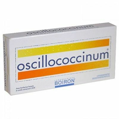 Oscillococcinum 6 doses BOIRON Homeopathic Fast Shipping