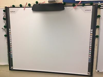 "Hitachi Starboard 70"" Interactive Whiteboard - Good Working )"