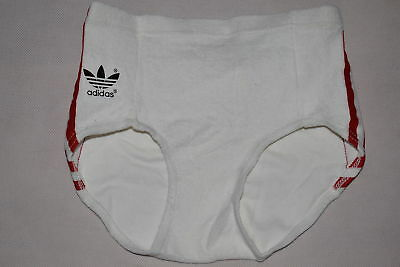 Adidas Shorts Short Hose Hot Pant Vintage VTG Frotee West Germany 80s 80er 1 XXS