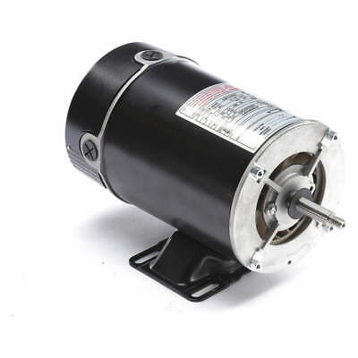 CENTURY Pump Motor,Split Ph,3/4 HP,3450,115V,ODP, BN24V1
