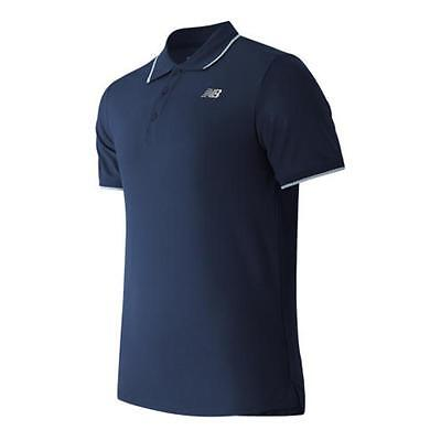 New Balance Mens Challenger Tennis Polo Shirt - NEW Top
