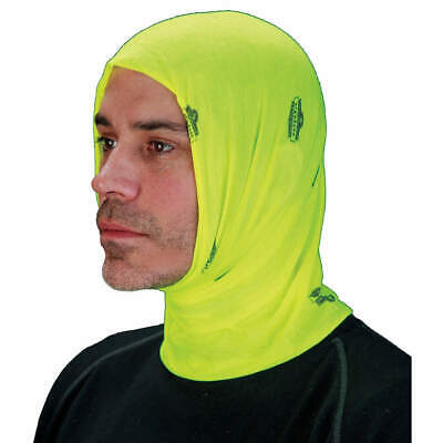 CHILL-ITS BY ERGODYNE Multi-Band,Lime,Polyester,Universal, 6485, Lime