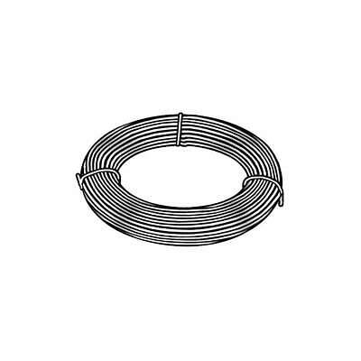PRECISION BRAND Music Wire,Type 302 SS,0.0475 In, 29047