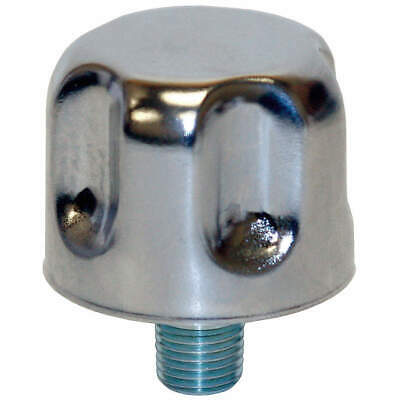 BUYERS PRODUCTS Vent Plug,3/8 NPT,1-3/8 In, HBF6