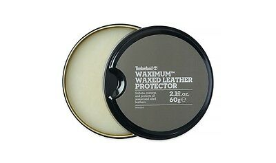 Official TIMBERLAND - Waximum Waxed Leather Protector (60ml)
