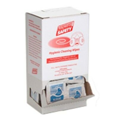 Hygenic Safety Wipes 100 Per Box Wall Mount or Desktop - Keep it Clean!