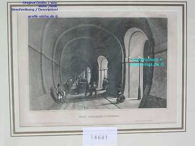 14681-GB-UK-England-Great Britain-LONDON-THEMSE TUNNEL-