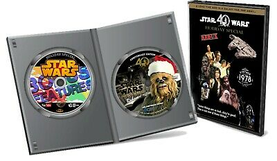 Star Wars Christmas/Holiday T.V. Special [2-DVD-HQ]  Complete with Bonus feat.