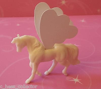 Breyer Mini Factory Unpainted for Custom Fantasy Wing Horse CANTERING MARE 4130