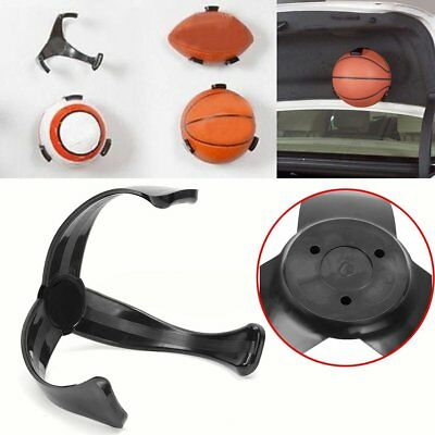 Ball Claw Wall Mount Rack Holder Display for Rugby Soccer Football Basketball