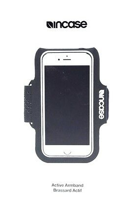 "INCASE Active Sports Armband for iPhone 7  6S 6  4.7"" Black"
