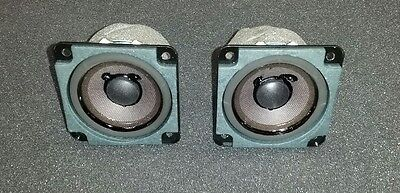 WMS Replacement BOSE 3 inch Speakers w/ Grill Cover
