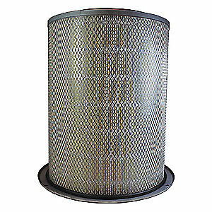 LUBERFINER Air Filter,Element Only,18-1/2in.H., LAF8047