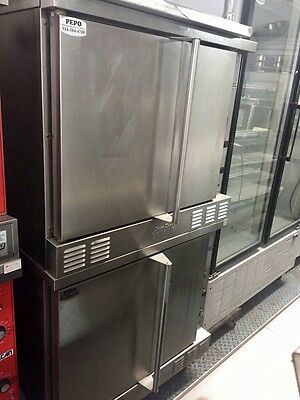 Garland Sunfire Gas Convection Oven Double Deck